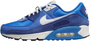 Nike Air Max 90 SE - Signal Blue White Game Royal (DB0636400)
