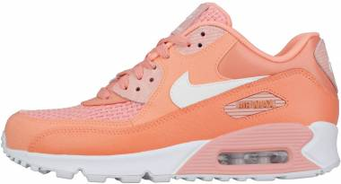 Nike Air Max 90 High Inside Womens Shoes Light Gray Pink