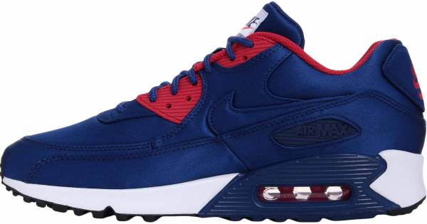 brand new a3b1f 9bad4 Nike Air Max 90 SE Blue
