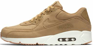 new style 54ea0 b72aa Nike Air Max 90 Ultra 2.0 Flax/Flax/Sail/Gum Medium Brown Men