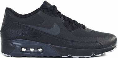 Nike Air Max 90 Ultra 2.0 - Black Anthracite Wolf Grey 001