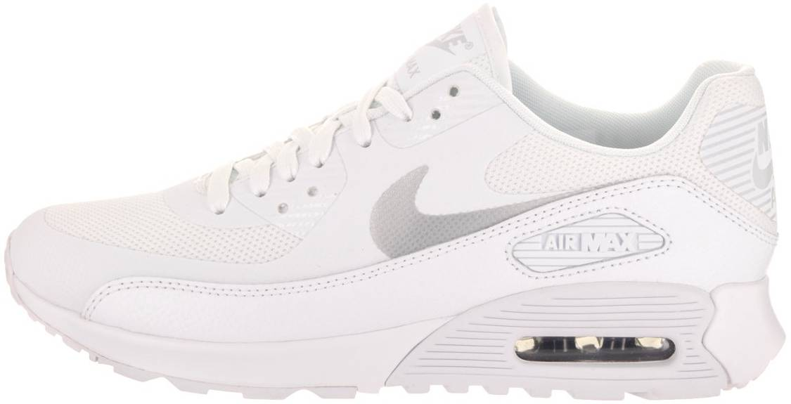 Nike Air Max 90 Ultra 2.0 sneakers in white (only $113) | RunRepeat