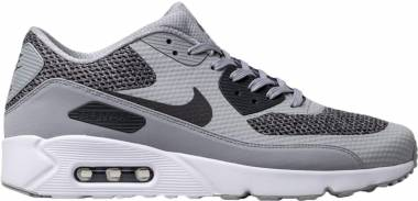 Nike Air Max 90 Ultra 2.0 Essential - Wolf Grey/Dark Grey-white