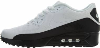 Nike Air Max 90 Ultra 2.0 Essential - Black White Dark Grey (875695015)