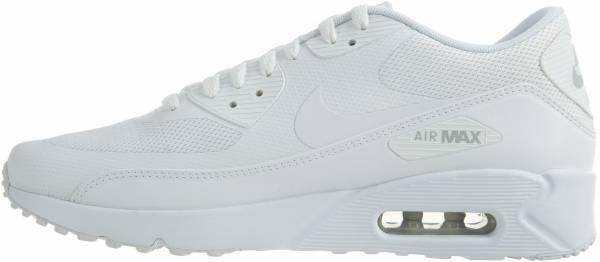 4e9b4d746ab Nike Air Max 90 Ultra 2.0 Essential Bianco (White   White   White   Pure