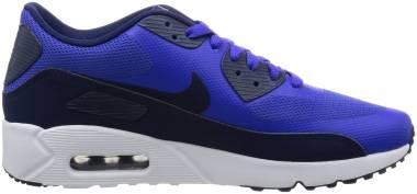 Nike Air Max 90 Ultra 2.0 Essential - Azul Paramount Blue Bnry Blue White (875695400)