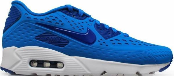 best sneakers 6d348 521dd Nike Air Max 90 Ultra Breathe Blue
