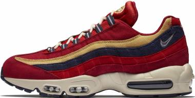 Nike Air Max 95 Premium - Purple (538416603)