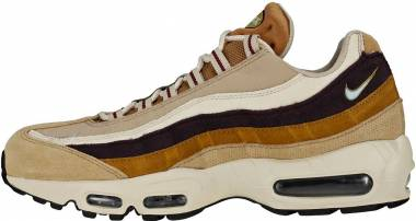 Nike Air Max 95 Premium Beige (Desert/Royal Tint/Camper Green 205) Men