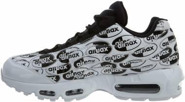 Nike Air Max 95 Premium - Grey (538416103)