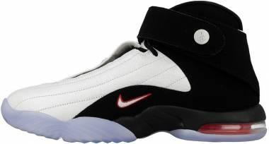 Nike Air Penny IV - White/Black-True Red (864018101)