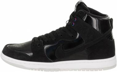Nike SB Dunk High Pro - Black/ Black-White-Clear (854851001)