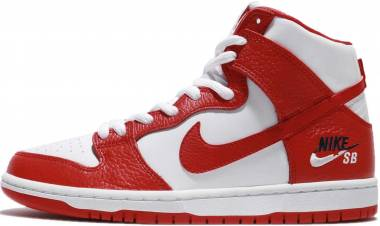 Nike SB Dunk High Pro Red Men