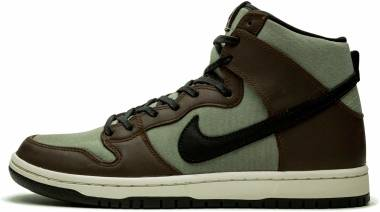 Nike SB Dunk High Pro - Brown (BQ6826201)