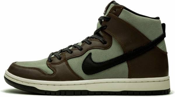 Nike SB Dunk High Pro - Brown (BQ6826201)