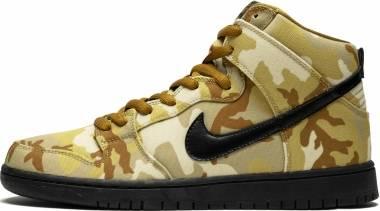 Nike SB Dunk High Pro - Beige (BQ6826200)
