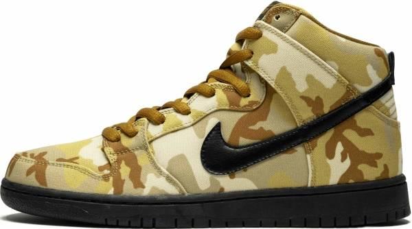 Nike SB Dunk High Pro - Beige
