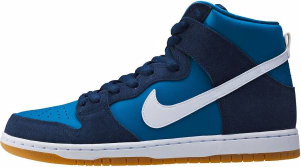 Nike SB Dunk High Pro - Blue (854851414)