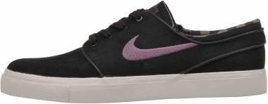 Nike SB Zoom Stefan Janoski - Black/Pro Purple-ridgerock (333824066)