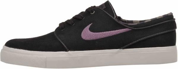 Nike SB Zoom Stefan Janoski - Black/Pro Purple Ridgerock (333824066)