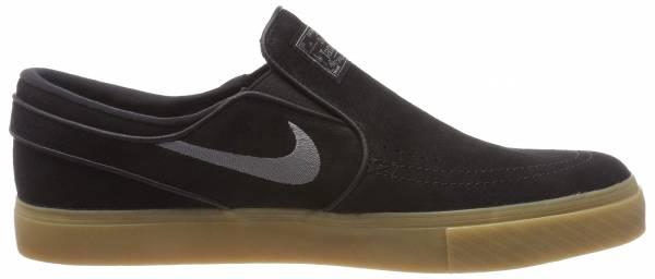 Nike SB Zoom Stefan Janoski Black