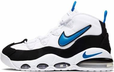Nike Air Max Uptempo 95 - White Photo Blue Black (CK0892103)