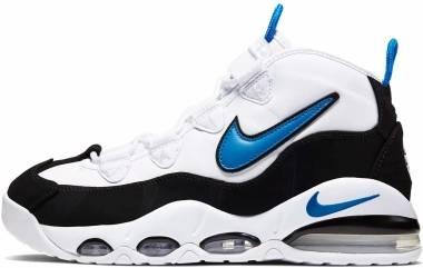 Nike Air Max Uptempo 95 - White Photo Blue Black
