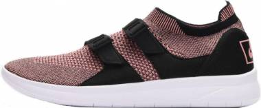 Nike Air Sock Racer Ultra Flyknit - Black Bright Melon Black White (898022003)
