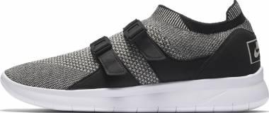 Nike Air Sock Racer Ultra Flyknit - Black/White-White