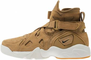 Nike Air Unlimited - Flax Outdoor Green
