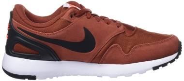 Nike Air Vibenna - Orange Mars Stone Black Total Crimson White 600