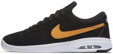 Nike SB Air Max Bruin Vapor - Black/Circuit Orange-white (882097081)