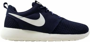 Nike Roshe One SE - Obsidian/Sail-blue Recall (844687605)