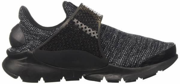 Nike Sock Dart Breathe - Black Black Black