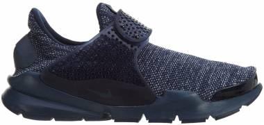 Nike Sock Dart Breathe - Blue (909551400)