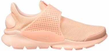 Nike Sock Dart Breathe Rosa (Arctic Orange/Arctic Orange) Men