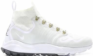 Nike Zoom Talaria Mid Flyknit - White