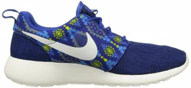 Nike Roshe One Print - Game Royal/Sail-cool Grey-photo Blue-volt