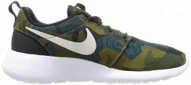Nike Roshe One Print - Green (655206300)