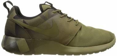 Nike Roshe One Print - Green (655206220)