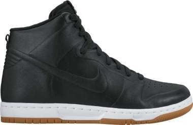 Nike Dunk Ultra - black black white 001
