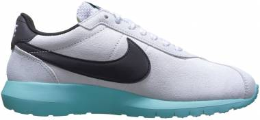 on sale 77380 d67ea Nike Roshe LD 1000 QS Silber   Schwarz   Blau (Pure Platinum   Schwarz-