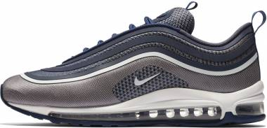Nike Air Max 97 Ultra 17 - Bleu Navywhitenavylight Carbon 402 (918356402)