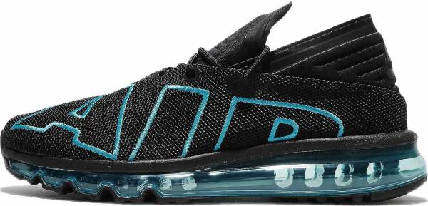 Nike Air Max Flair - Multicolore Black Neo Turq Black 010