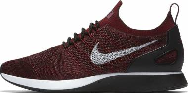 Nike Air Zoom Mariah Flyknit Racer Deep Burgundy / Pure Platinum Men