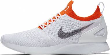 new arrivals 7fc77 8477a Nike Air Zoom Mariah Flyknit Racer Silver Men