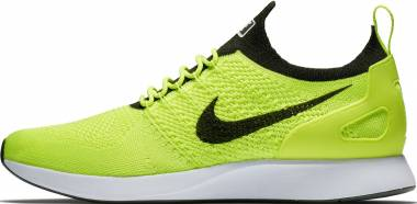 Nike Air Zoom Mariah Flyknit Racer - Volt/Sequoia-White (918264700)