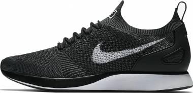 Nike Air Zoom Mariah Flyknit Racer - Black / Black / Pure Platinum (918264001)
