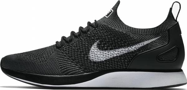 competitive price f3bab bf611 Nike Air Zoom Mariah Flyknit Racer Black