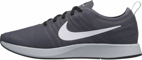Nike Dualtone Racer Gris (Dark Grey/White/Black/Pure Pla 017)
